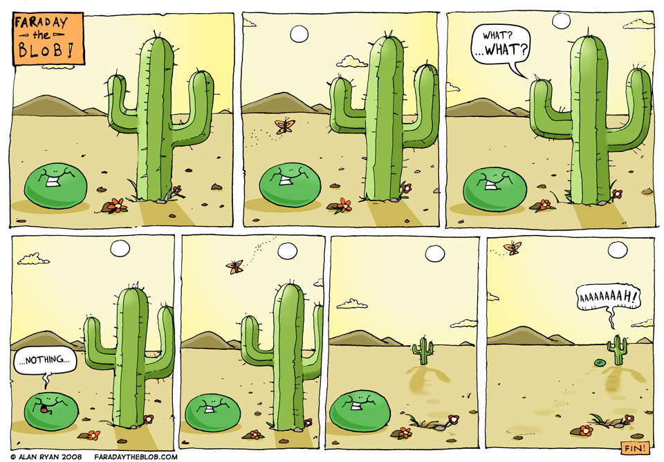 3. Faraday and the Cactus