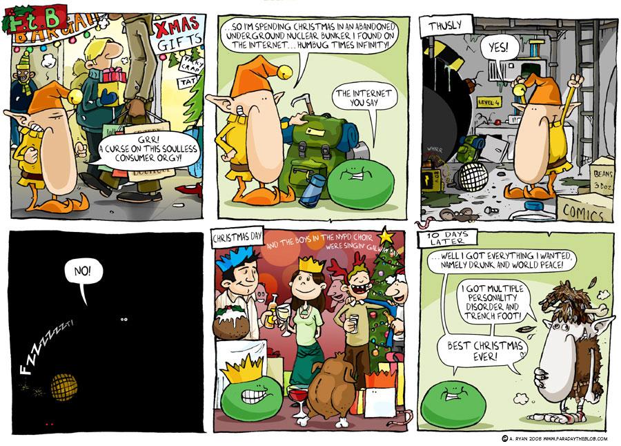 25. The Christmas Underground