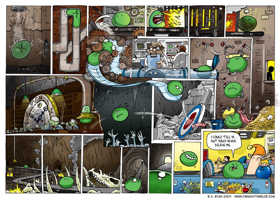 50.  Subterranean Homesick Blob