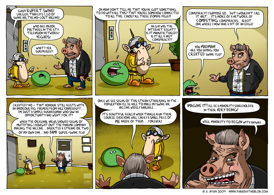 75. Zombie Aporkalypse Part 6
