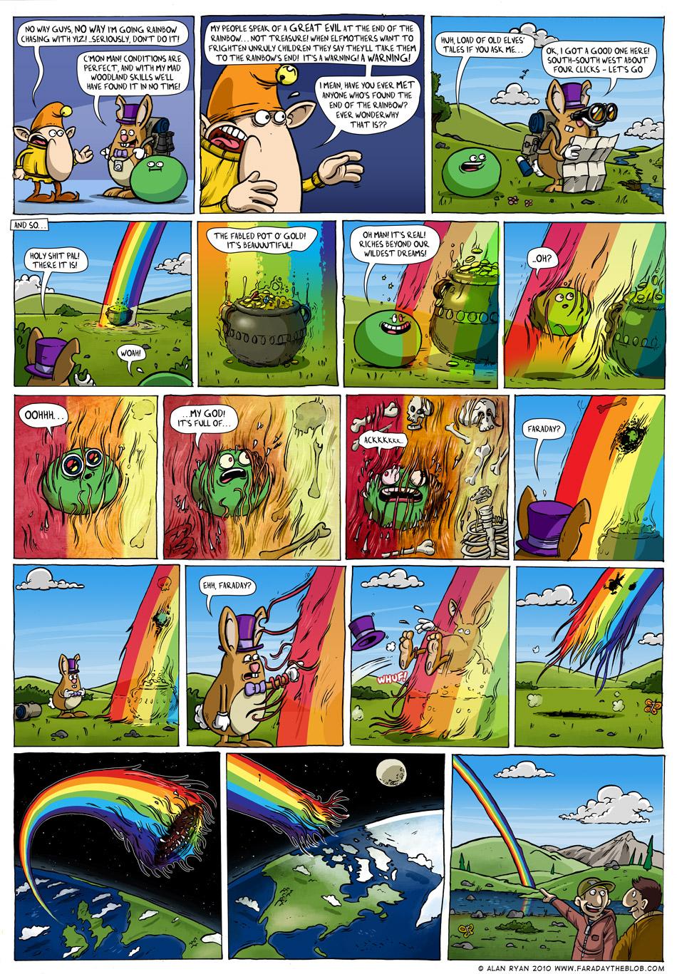100. Rainbow's End