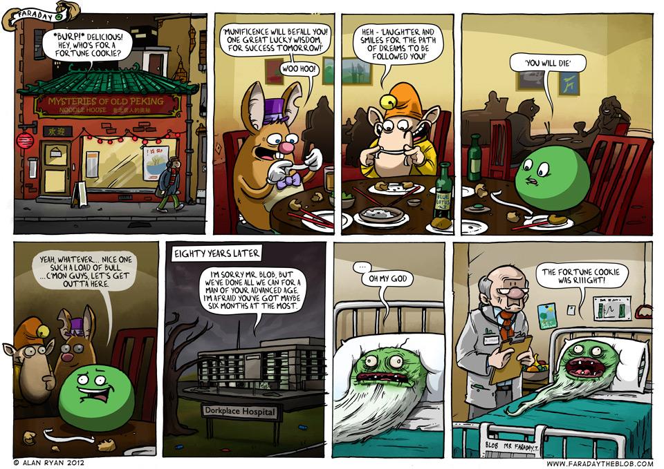 141. Misfortune Cookie