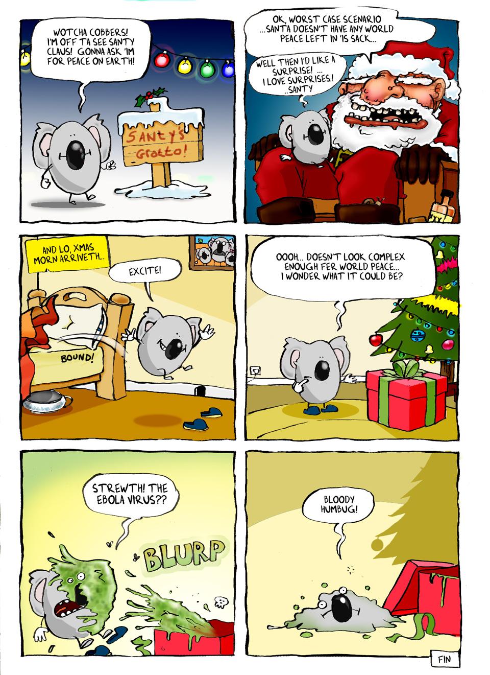 Cobber's Christmas